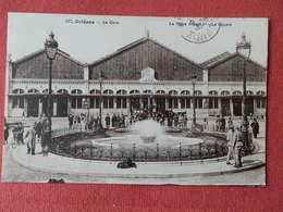 Dep 45 , Cpa  ORLEANS , 337 , La Gare   (113) - Orleans