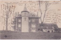 CPA - 133. CHEYLADE (Cantal) - Le Château De Curières - France