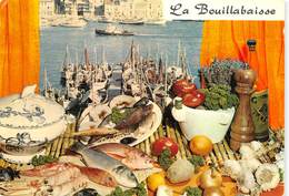 PIE.LOT T-19-5184 : LA BOUILLABAISSE - Recipes (cooking)