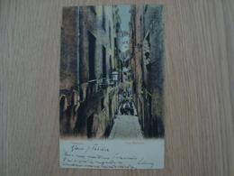 CPA GENOVA ITALIE VICO MARINELLE - Genova (Genoa)
