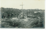 Merksem - Fort: 1919 Monument élevé ...à La Mémoire Du Lt Dethieux Et Du Soldat Meeus... (fotokaart Gevaert) - Antwerpen