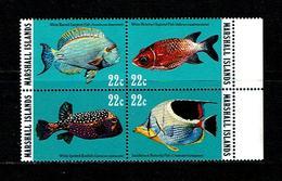 Marshall Islands 1985 Sc # 77a  MNH **  Fish - Poissons - Marshall Islands