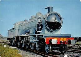 PIE.LOT T-19-5185 : MUSEE FRANCAIS DU CHEMIN DE FER. MULHOUSE. LOCOMOTIVE PACIFIC - Trains