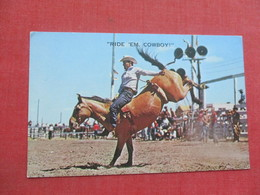 Ride Em Cowboy !  >> Ref 3378 - Cavalli