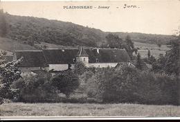 PLAINOISEAU Jonay 1921 Phototypie Desaix Paris Cachet Plainoiseau - France