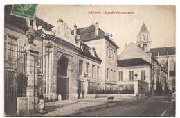 Dijon , Lycée Condorcet - Dijon