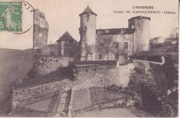 CPA - 66. LAROQUEBROU Le Château - France