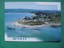 """REVILLE  (Manche)  -  La """" Pointe De Saire """" - France"""