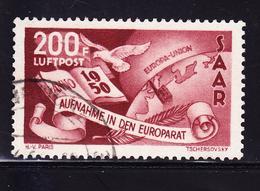 * ESPAGNE - POSTE AERIENNE - * - N°194d - ND - BDF - Signé Calves - TB - Airmail