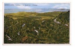ALGÉRIE . BERROUAGHIA TOURISTIQUE . LE MONGH'ORNO . L'ESCARGOT - Réf. N°22196 - - Algeria