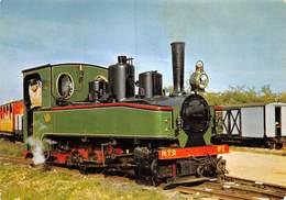 PIE.LOT T-19-5188 : MUSEE DES TRANSPORTS DE PITHIVIERS.  LOCOMOTIVE HARTMANN. - Trains