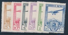 ** LITUANIE / POSTE AERIENNE - ** - N°12a - Bloc De 4 - Bdf - N. Dentelé - TB - Lituanie