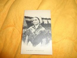 CARTE POSTALE ANCIENNE NON CIRCULEE DATE ?../ EN BERRY.- JEUNE BERRICHONNE.. - Women
