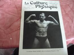 1933 Revue La Culture Physique Culturisme Homme Duprey De Lille Femme Denudee - 1900 - 1949