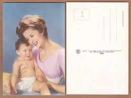 AC - BABY - MOTHER CARTE POSTALE POST CARD - Postcards