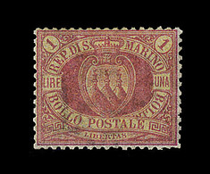 O CANADA - O - N°5 - 3p Rouge - TB - Canada