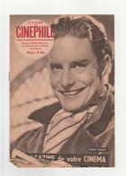 CAHIER DU CINEPHILE N° 22 ROBERT DONAT GABY MORLAY FRED ASTAIRE JEANINE DARCEY - Cinéma/Télévision