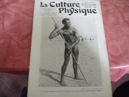 1939 Revue La Culture Physique Culturisme Oberle A La Baule - 1900 - 1949