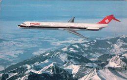 Aviation, McDonnell-Douglas DC 9 81 (134) - 1946-....: Modern Era