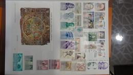 Collection ESPAGNE Timbres Et Blocs Tous **. + Quelques SAN MARIN ** Très Sympa !!! - Stamps