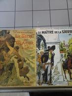Lot De 2 Bande Dessinée - Books, Magazines, Comics