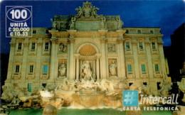 *ITALIA - INTERCALL* - Scheda NUOVA (MINT) - [2] Handy-, Prepaid- Und Aufladkarten