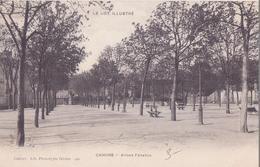 CPA -  CAHORS - Allées Fénelon - Cahors