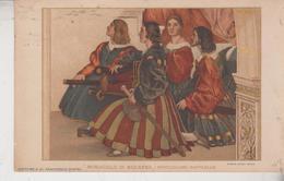 PITTURA QUADRI  RAFFAELLO MIRACOLO DI BOLSENA EDIT. F. D'ATRI1923 - Paintings