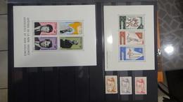 Collection De Divers Pays D'AFRIQUE Timbres Et Blocs **.  Très Sympa !!! - Stamps