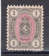 Finland 1885 - Freimarken: Wappen, Mi-Nr. 24, MLH* - Unused Stamps