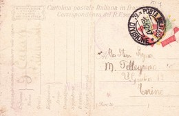 (EG)  16  DICEMBRE  1917  POSTA MILITARE   15 (?)  DIVISIONE - Guerra 1914-18