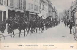 MILITARIA 1914 - 60 - COMPIEGNE : Cavalerie Anglaise / British Cavalry - CPA - Oise - Guerre 1914-18