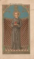 MOOI HEILIG PRENTJE-GEPREDIKT IN KERK ST.MARGARITA TE ELVERSELE 1922 - Religion & Esotérisme