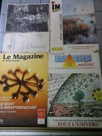 Lot De 4 Revues  Divers - Books, Magazines, Comics