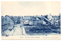 Aisne Hirson Pont De La Place Du Marché - Hirson
