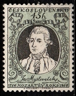 Tschechoslowakei Mi.Nr. 969 Gestempelt (6295) - Tschechoslowakei/CSSR