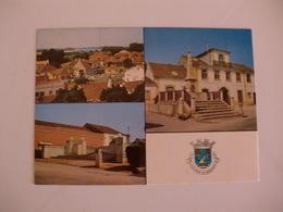 Postcard Postal Portugal Vila Nova Da Barquinha Diversos Aspectos - Santarem