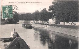 Verdun - Le Musoir En Aval De L'Ecluse - Verdun