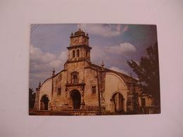 Postcard Postal Portugal Vila Nova Da Barquinha Atalaia Igreja Matriz - Santarem
