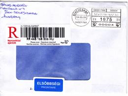 Hungary , 2019  , Used Cover , Postal History - Hungary
