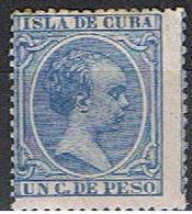 CUBA 25 // YVERT 85 // 1894  NEUF - Cuba (1874-1898)