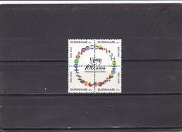 Surinam Nº 2206 Al 2209 - Surinam