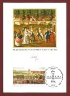 BRD 2005  Mi.Nr. 2476 , Preußische Schlösser Und Gärten - Maximum Card - Berlin Erstausgabe 07.07.2005 - BRD