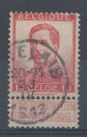 Belqique 1912  Mi.Nr: 100 König Albert I  Oblitèré / Used / Gebruikt - Used Stamps