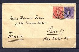 Spanien,  19...... To Paris - 1889-1931 Kingdom: Alphonse XIII