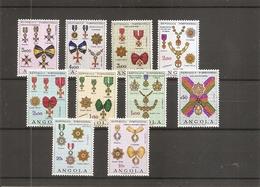 Angola - Décorations ( 541/550 XXX -MNH)) - Angola