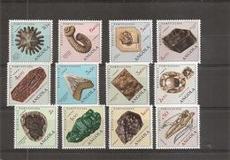 Angola - Minéraux ( 560/571 XXX -MNH)) - Angola