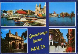 CPM - Vues Diverses - Malta