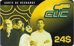 Lebanon - Clic De Cellis - Family, Exp. 30.04.2003, Prepaid 24$, Used - Liban