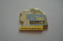 20190525-2940 SUPER PIN'S - ACA – ALPINE CLUB ALSACE VOITURE AUTOMOBILE - Renault